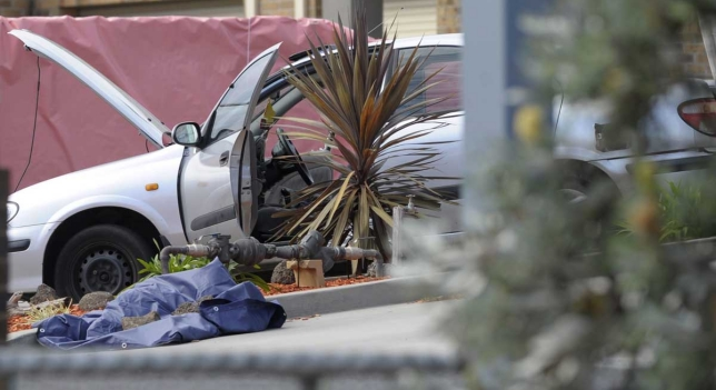 Cadáver supuesto yihadista australiano