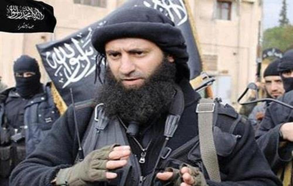 Líder yihadista