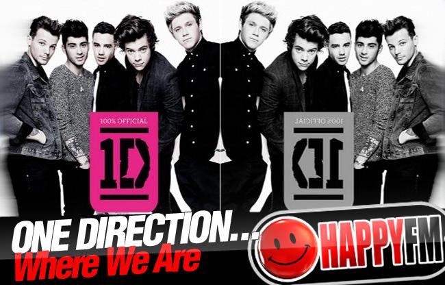 Poster de la película de One Direction