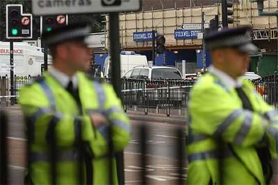 Policías Londinenses