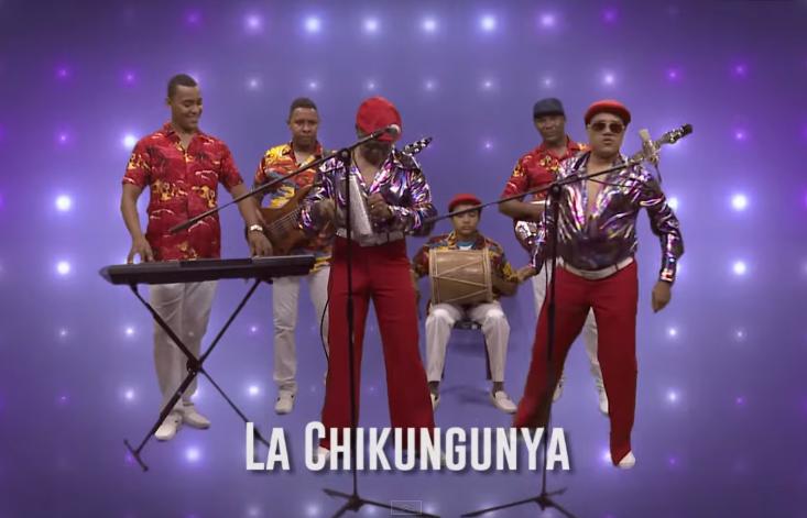 música chikungunya