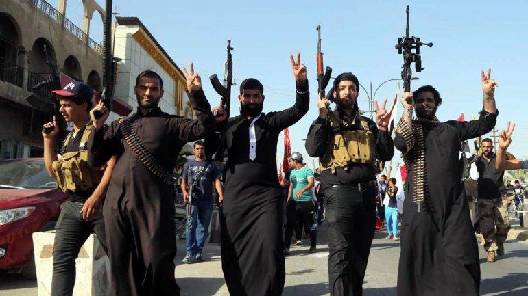 Yihadista manifiestan su apoyo al EI
