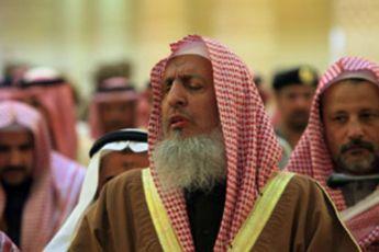 El jeque Abdulaziz al Shaij,