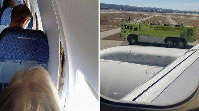 Vuelo de American Airlines roto