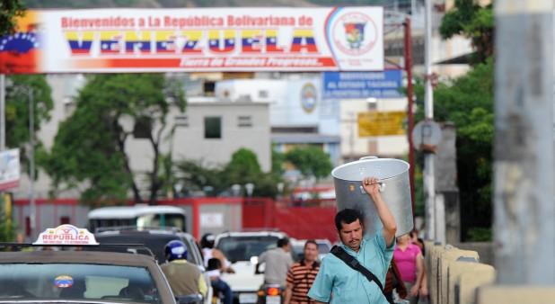 Frontera Cúcuta-Táchira