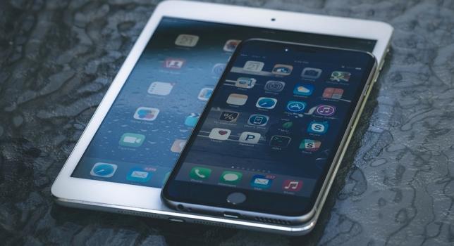 iPad vs Smart phones