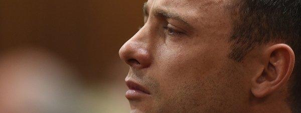 Oscar Pistorius escucha sentencia