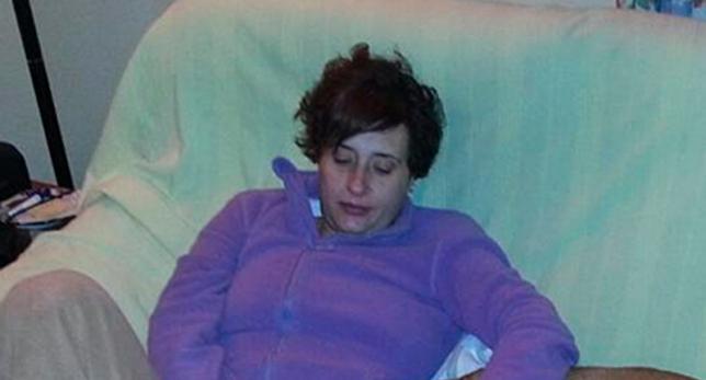 Primera Infectada de ébola en Europa Teresa Romero