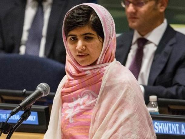 Malala en la ONU