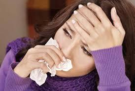 comenzaron las lluvias, por ende muchas personas están refriadas o con congestión nasal