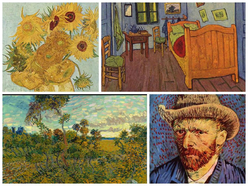 Los Cuadros Más Famosos De Vincent Van Gogh