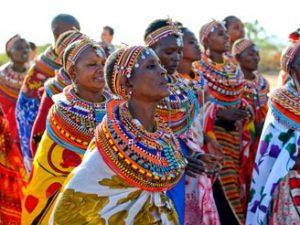 aldea donde mandan las mujeres