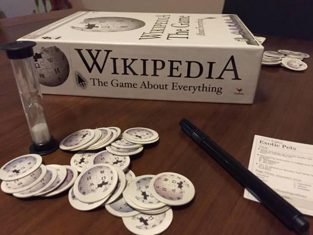 Wiki Games