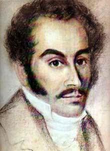 Bolívar Billete Retrato