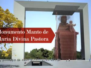 Manto de María Divina Pastora