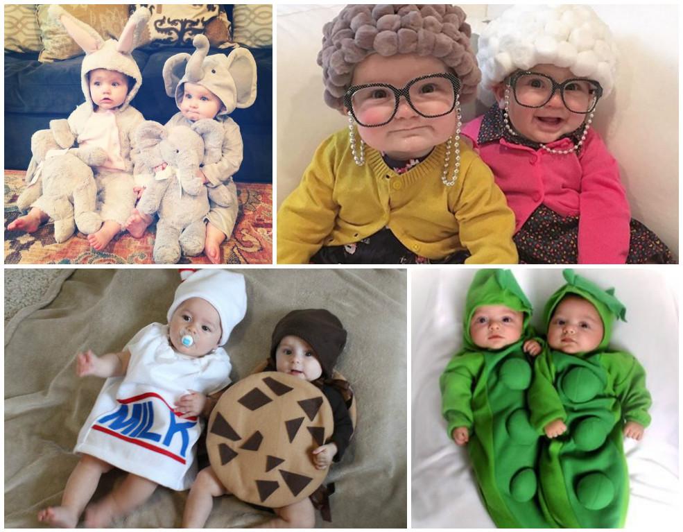 De dos en dos venti n disfraces de carnaval para hermanos - Disfraces para gemelos ...