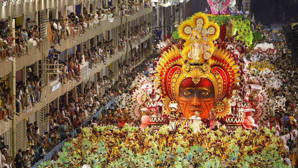 Cuáles Son Los Carnavales Más Famosos Del Mundo Fotos