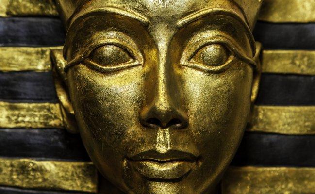 Resultado de imagen de tutankamon
