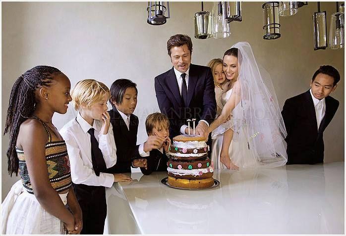 El divorcio de Brangelina conmociona al mundo