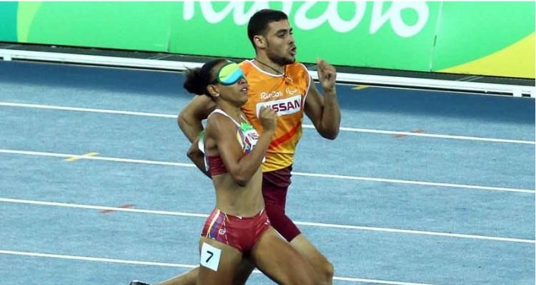 Sol Rojas Medalla de plata paralímpicos