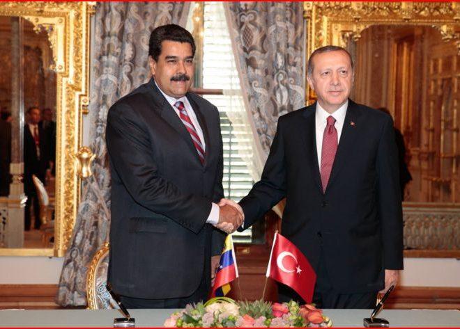 Venezuela y Turquía