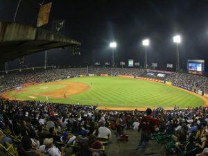 Seguridad de estadios