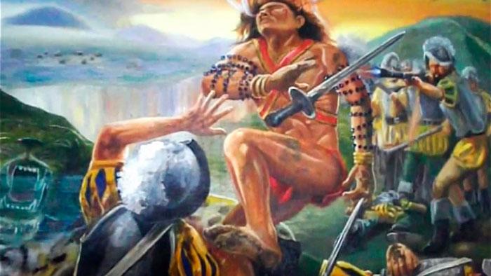 Imagenes De Los Warriors >> El Día de la Resistencia Indígena reafirma la lucha permanente contra el pensamiento colonizador