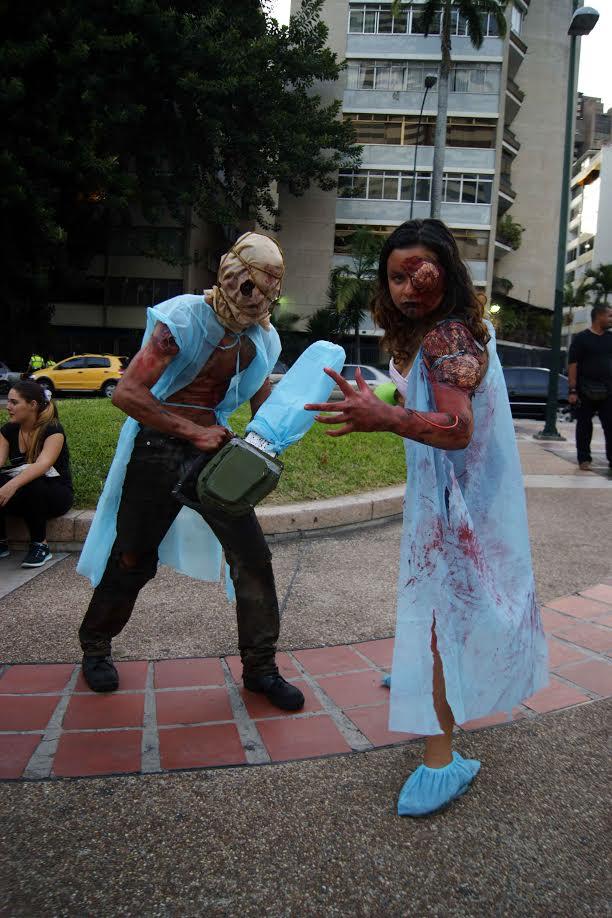 Marcha zombie 2016