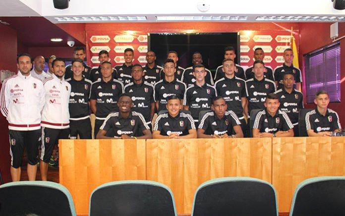 Suramericano Sub 17