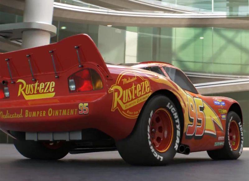 Cars 3 Estrena Nuevo Tr 225 Iler