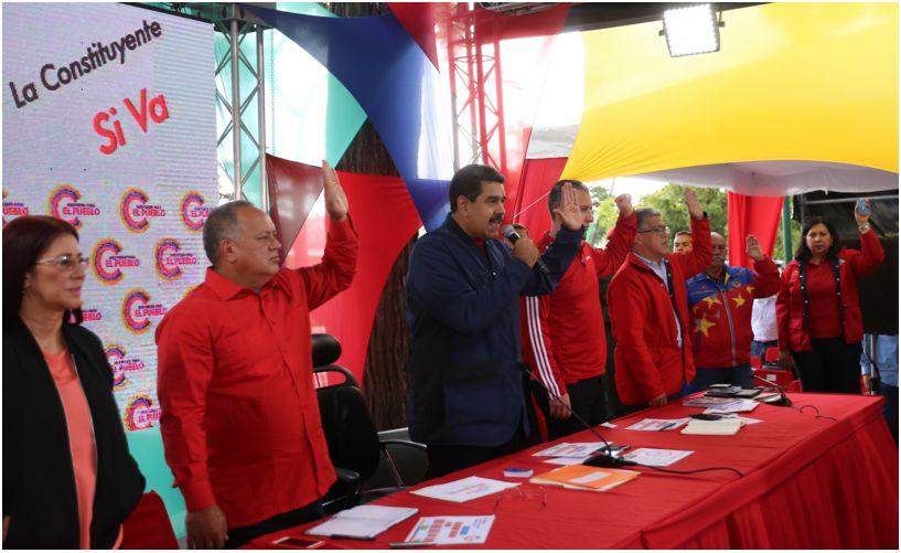 Comando Constituyente Zamora 200