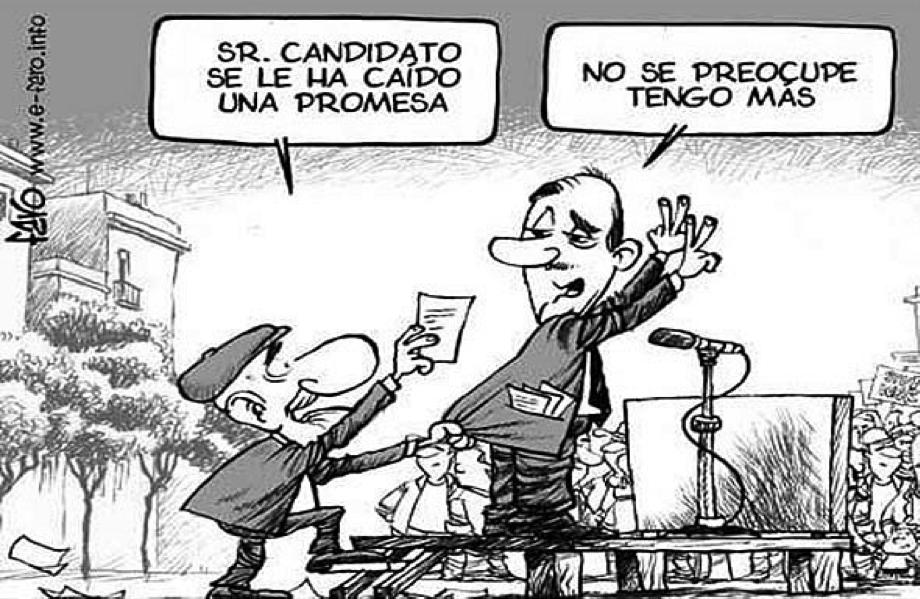 Promesas Electorales Promesas Sobre El Bidet