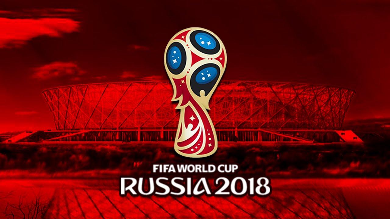 Resultado de imagen de cartel oficial del Mundial de Fútbol de Rusia