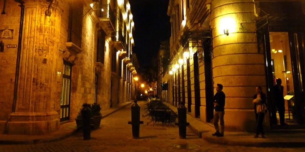 Una noche en La Habana