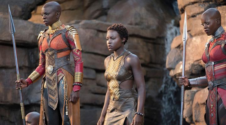 Romance lésbico en Black Panther