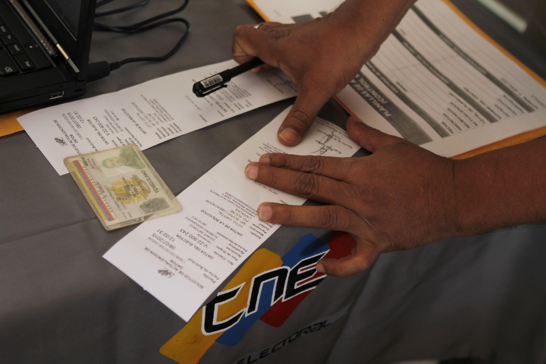 Re para venezolanos en el exterior ser hasta este 25 de for Venezolanos en el exterior