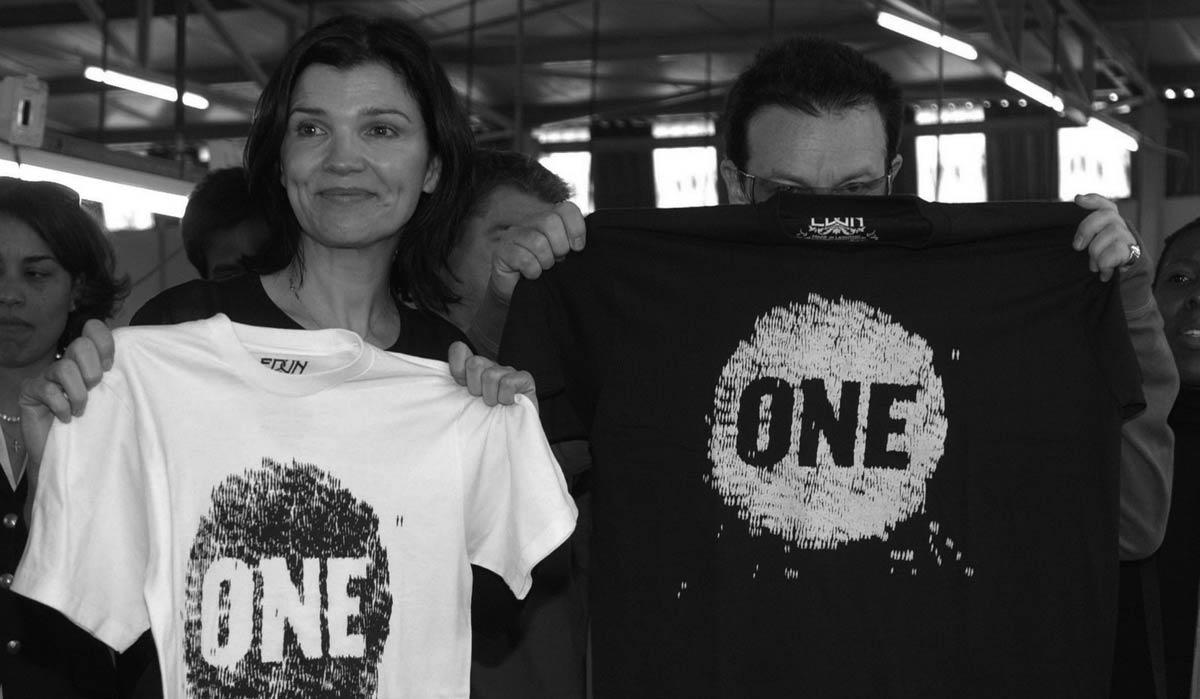Bono pidió disculpas