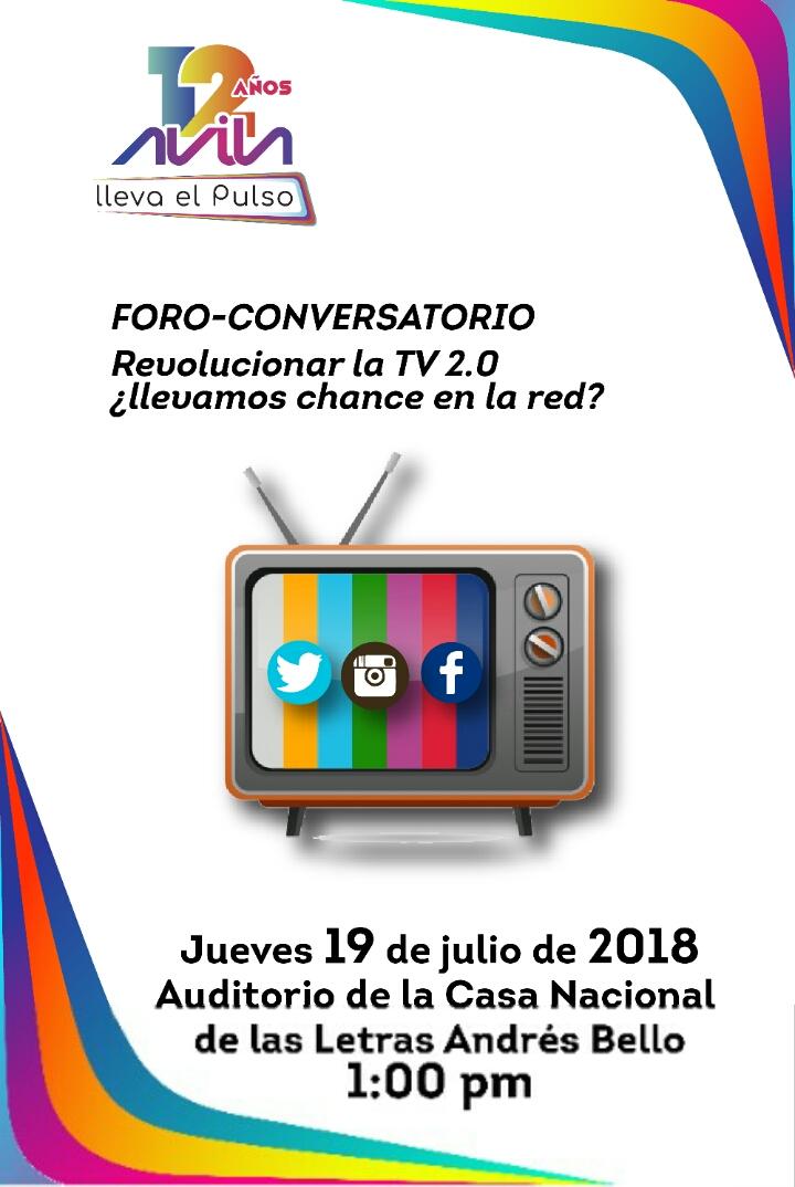 Revolucionar la tv 2.0 ¿llevamos chance en la red?